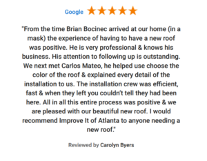 Atlanta Roofing Experts